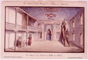 02 Vue interieure de la Mosquée docu